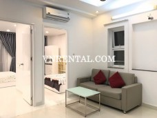 New modern 2 bedroom apartment for rent in Saigon, District 8, HCMC