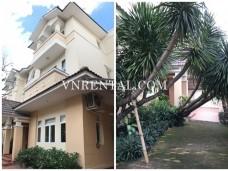 Bao Tien Compound villa for rent in District 2, Ho Chi Minh City, Vietnam