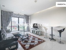 Spacious one bed room apartment for rent in City Garden with private balcony