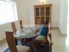 Spacious classic villa for rent on Quoc Huong St, Thao Dien Ward, Dist 2, HCMC