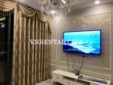 Beautiful apartment for rent in The Goldview, District 4, Ho Chi Minh City