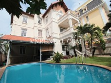 Beautiful unfurnished villa for rent in Thao Dien, District 2, Ho Chi Minh City