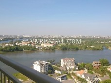 Unfurnished 3 bedroom apartment for rent in Xi Riverview, District 2, Ho Chi Minh City