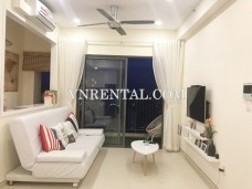 Brightly apartment for rent in District 2, Vietnam