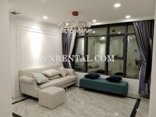 Modern and nice apartment for rent in Nha Trang city, Muong Thanh Luxury apartment