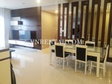 New apartment for rent in Sunrise City, District 7, Ho Chi Minh City