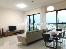 The Ascent bright and new apartment for rent in Thao Dien, District 2, HCMC