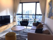 Modern decorated apartment for rent in The Ascent, District 2, HCMC