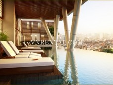 The Prince 3 bedroom apartment for rent in Phu Nhuan District, Ho Chi Minh City