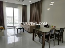 Tropic Garden bright and clean apartment for rent in Thao Dien, District 2, HCMC