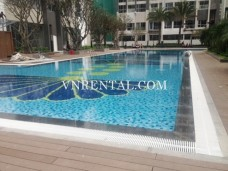 Unfurnished apartment for rent in Vinhomes Central Park, Binh Thanh District, Ho Chi Minh City