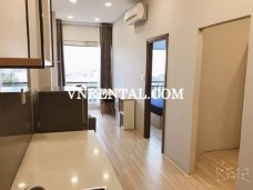 Nice canal view serviced apartment for rent in Phu Nhuan Dist, Ho Chi Minh City