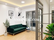 Standard interiors apartment for sale in Wilton Tower, Binh Thanh district, HCMC
