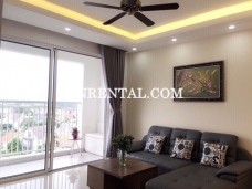 Nice and cheap apartment for rent in Tropic Garden, Thao Dien, Dist 2, HCMC
