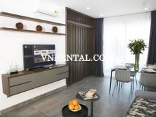 Brand new modern Botanica Premier apartment for rent in Tan Binh district, HCMC