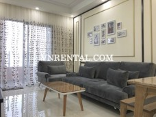 Modern Garden Gate apartment for rent in Tan Binh District, HCMC