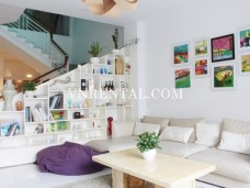 Lovely house for rent in Thao Dien, District 2, Ho Chi Minh City