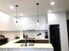 Bright beautiful apartment for rent in Kingston Residence, Phu Nhuan Dist, HCMC