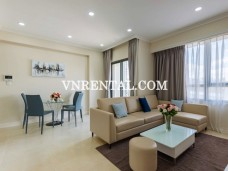 Beautiful Masteri Thao Dien apartment for rent in District 2, HCMC