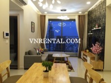 Rivergate nice new apartment for rent in District 4, Ho Chi Minh City