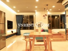 Luxury studio for rent in River Gate Residence, District 4, Ho Chi Minh City, Viet Nam