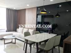 Bitexco view apartment for rent in Rivergate Residence, Ho Chi Minh City