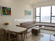 River Gate beautiful river view apartment for rent in District 4, HCMC