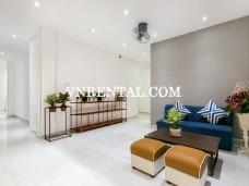 Beautiful serviced apartment for rent in Tan Binh district, HCMC, Vietnam
