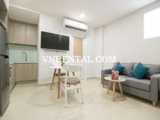 Amazing serviced apartment for rent in Cong Hoa street, Tan Binh District, HCMC, Vietnam