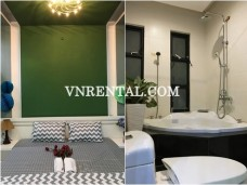 Nice serviced apartment for rent on Ky Con St, District 1, HCMC