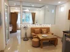 Brand new serviced apartment for rent in District 10, HCMC