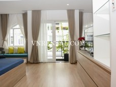 New and nice serviced apartment for rent in Phu My Hung, District 7, Ho Chi Minh City