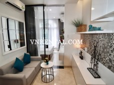 Lovely modern serviced apartment for rent in Phu Nhuan Dist, Ho Chi Minh City