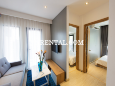 Beautiful modern serviced apartment for rent in Tan Binh District, HCMC