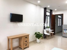 New serviced apartment for rent in Binh Thanh Dist, Ho Chi Minh City
