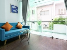 New modern serviced apartment for rent in Da Kao, District 1, HCMC