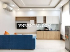 New spacious serviced studio for rent in District 7, HCMC, Vietnam