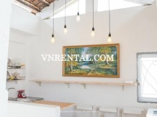 Bright and airy serviced apartment for rent in District 1, Ho Chi Minh City