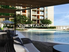 Beautiful modern apartment for rent in The Gold View, District 4, HCMC