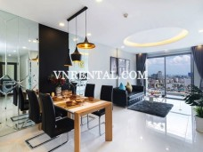 The Goldview luxury stunning view apartment for rent in district 4, Ho Chi Minh City