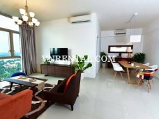 Bright and nice river view apartment for rent in The Vista, District 2, HCMC