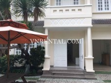 New luxury villa for rent in Thao Dien, District 2, Ho Chi Minh City