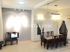 Unfurnished villa for rent in Thao Dien, District 2, Ho Chi Minh City, Vietnam