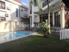 Very spacious 3 bedroom villa for rent in Thao Dien, District 2, Ho Chi Minh City