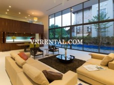 Luxury modern villa for rent in Thao Dien, District 2, HCMC