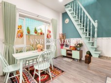 Lovely brand new house for rent in Binh Thanh district, Ho Chi Minh city, Vietnam