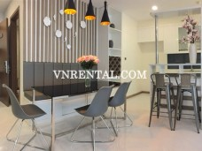 Luxury apartment for rent in Vinhomes Tan Cang, Binh Thanh Dist, HCMC