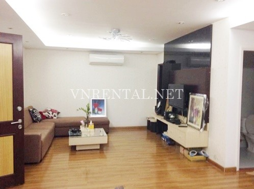 cheap 3 bedroom apartment for rent in carillon building tan binh