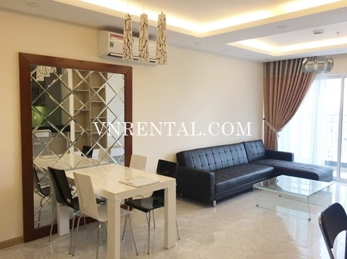 Sunrise City Bright And Ious Apartment For Rent In District 7 Ho Chi Minh Vietnam