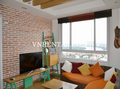 Luxury Apartment For Rent In Tropic Garden Building Thao N Area Ho Chi Minh City District 2
